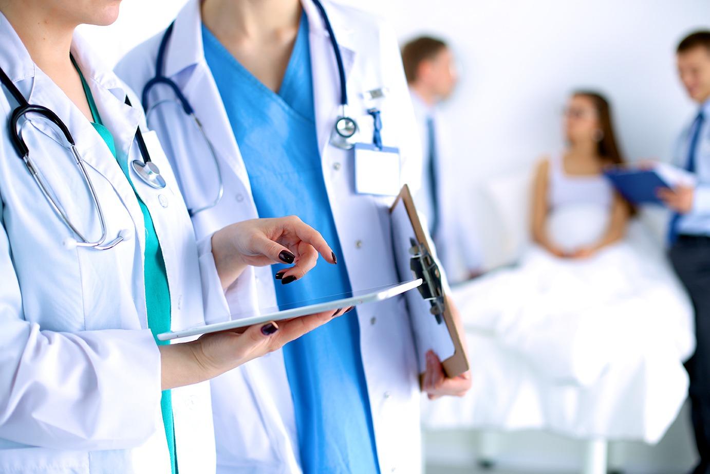 Медицина в картинках, открытка днем рождения