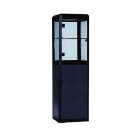 location-vitrine-stand-salon-paris-lille-dali-noir-1